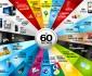 Infographie : Que se passe-t-il dans le monde de la technologie en 60 secondes ?