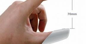 Smart Finger : La mesure au bout des doigts