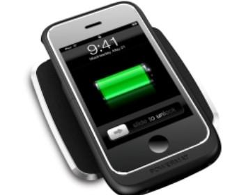 PowerMat : Chargez votre iPhone sans fil