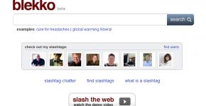 Blekko : Le moteur de recherche participatif