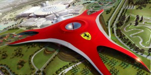 Ferrari World : Tour de manège à 240 km/h à Abu Dhabi