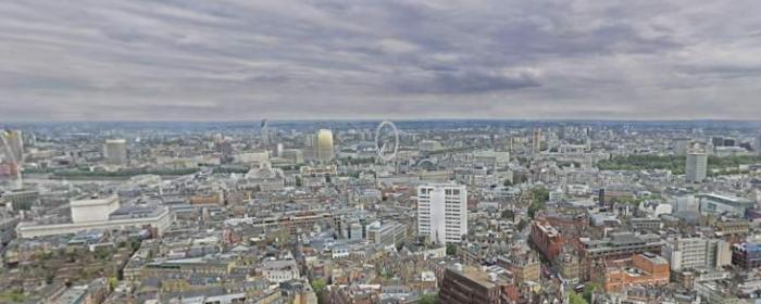Londres en 80 milliards de pixels