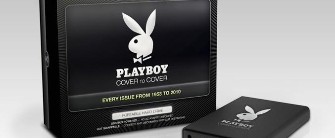 PlayBoy Cover to Cover  - Le disque dur aux 650 numéros