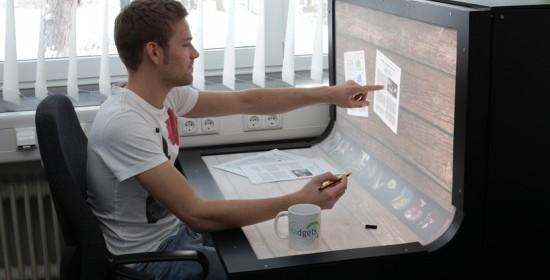 BenDesk - Le bureau du futur