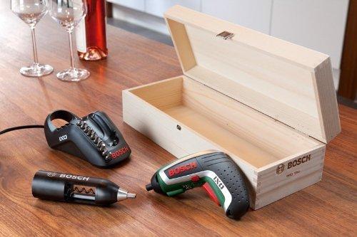 bosch un tire bouchon pour sa visseuse lectrique. Black Bedroom Furniture Sets. Home Design Ideas