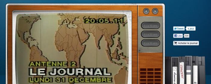 DailyMotion - Le journal télé du jour de votre naissance