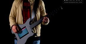 Kitara - guitare tactile sans cordes