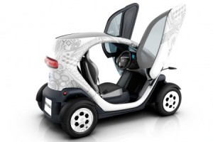 renault twizy la petite voiture lectrique urbaine. Black Bedroom Furniture Sets. Home Design Ideas