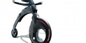 YikeBike : Le vélo électrique pliant pour la ville