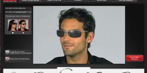 Réalité augmentée : Essayer vos lunettes en ligne avec Ray-Ban