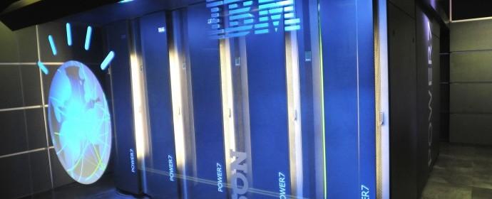 Watson - Le supercalculateur d'IBM