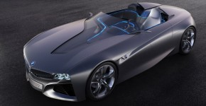BMW Vision ConnectedDrive 1