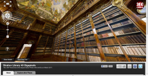 40 Gigapixels Library