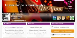 Jamendo : Ecouter et Télécharger de la musique Gratuitement et Légalement