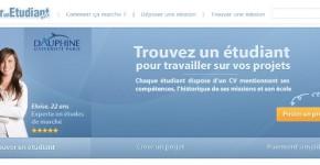 Louer un etudiant home page