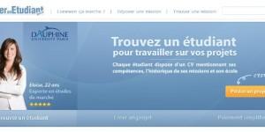 LouerUnEtudiant.com : La nouvelle plateforme de mise en relation d'étudiants et d'entreprises