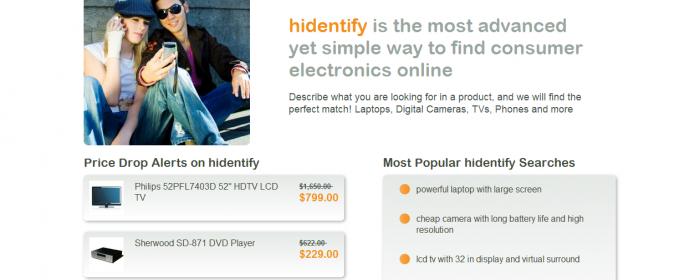 Hidentify