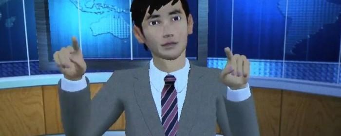 Traducteur automatique langue des signes