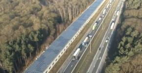 Train solaire en Belgique