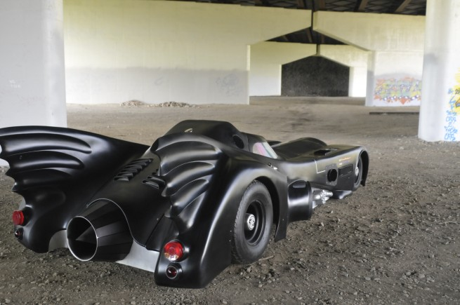 Insolite La Premi 232 Re Batmobile Motoris 233 E Par Une Turbine