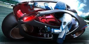 Concept Hyundai Motorcycle Stretches : la moto qui fait «corps» avec son pilote