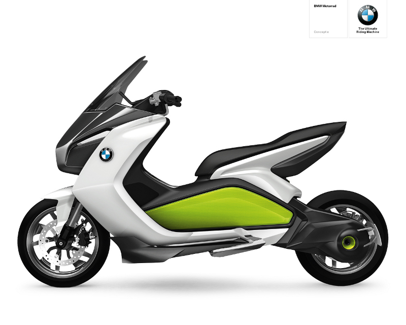 bmw concept e le scooter lectrique des villes du futur actinnovation nouvelles. Black Bedroom Furniture Sets. Home Design Ideas