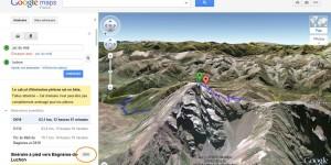 Google Maps : vos itinéraires avec la nouvelle vue «hélicoptère» 3D
