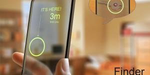 RFID Finder : il retrouve les objets perdus pour vous