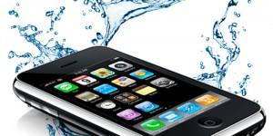 Nanotechnologie : un nano-film qui imperméabilise les téléphones portables