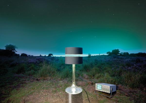 TechnologieUne À Lévitation Magnétique Designamp; Lampe 4A35qRjL