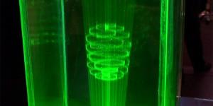 Hologramme : une nouvelle technologie permet de projeter de la «vraie» 3D dans les airs