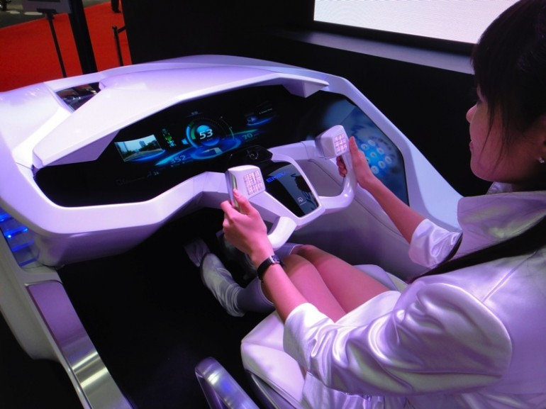 technologie dans les voitures