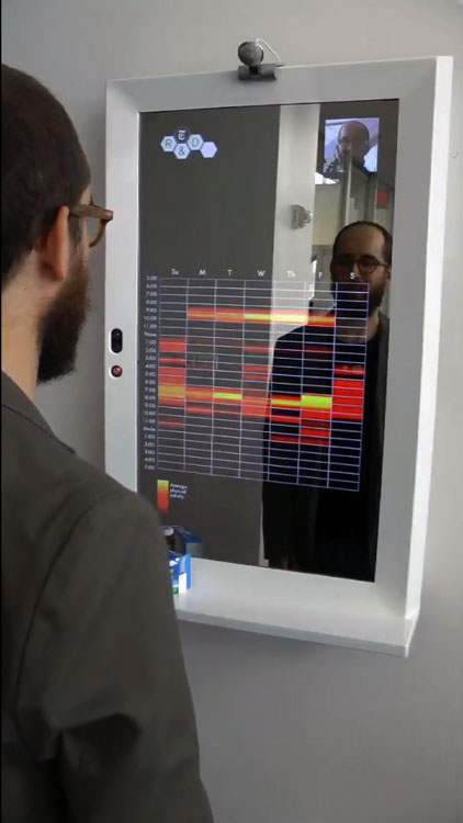 Reveal vid o le miroir intelligent du new york times r for Miroir intelligent