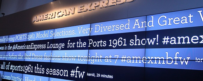 American_Express_Twitter_Wall