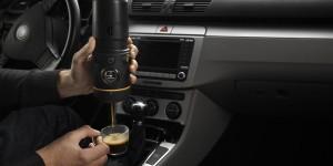 Handpresso : la machine expresso à dosette pour la voiture