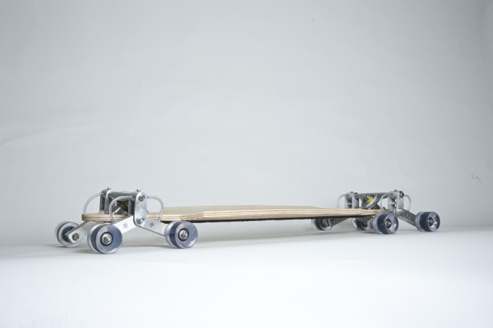 Vid o stair rover le skateboard qui descend les escaliers actinnovation - Invention du skateboard ...
