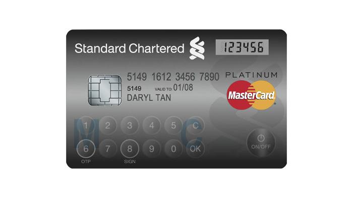 mastercard lance la display card une carte de cr dit avec cran lcd et clavier tactile. Black Bedroom Furniture Sets. Home Design Ideas