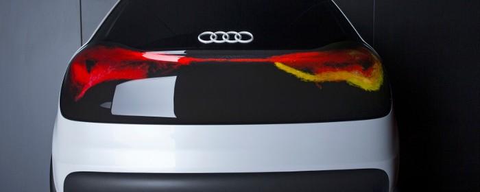 Audi-OLED-SWARM