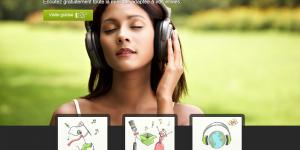 Dessbox : la musique en ligne gratuite, en illimité, sans pub et sociale !