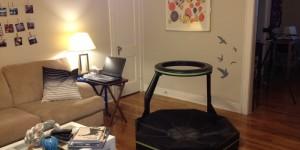 Omni, un tapis roulant à 360° qui vous plonge dans la réalité virtuelle