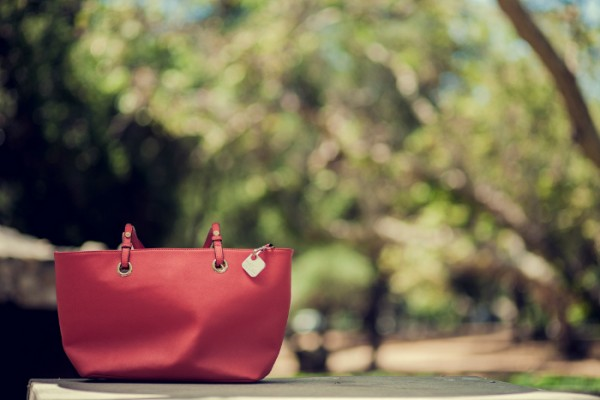 Tile - Lifestyle - Red Purse
