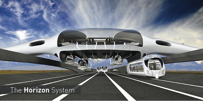 horizon le futur des transports en commun concept actinnovation nouvelles technologies. Black Bedroom Furniture Sets. Home Design Ideas