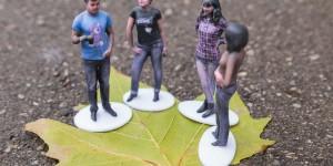 Shapify.me : créez une figurine de vous-même imprimée en 3D à partir de votre Kinect