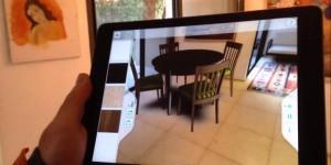 Essayez vos futurs meubles chez vous en réalité augmentée avec Cimagine