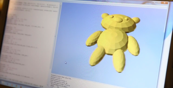 Disney-impression-3D-peluche-Actinnovation