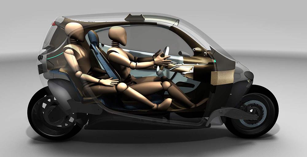 lit motors c 1 la moto gyroscopique qui ne tombe jamais actinnovation nouvelles. Black Bedroom Furniture Sets. Home Design Ideas