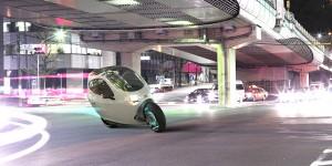Lit Motors C-1 : la moto gyroscopique qui ne tombe jamais !