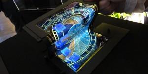 Un écran tactile pliable pour nos futurs smartphones et tablettes