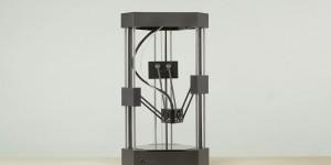FLUX : une imprimante 3D, un scanner 3D et un graveur laser tout en un !