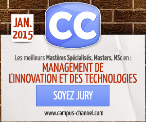 Visuel Management de l'innovation des technologies